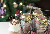 Xmas Food Gifts / Merry Pinterest! Pin your Christmas Crafts