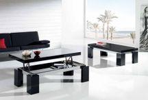 MESAS ELEVABLES / Ideas para decorar tu hogar con originales mesas de centro elevables. Decoracion Beltran, tu tienda de decoracion online