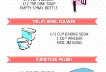 DIY hushold