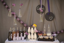 {Purple} Party / Purple themed party ideas and inspiration on www.partyfrosting.com