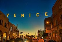 Venice Guide / Places to visit in the beautiful city of Venice, California.
