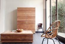 Ethnicraft - Mobilier en bois massif / Des meubles simples, fonctionnels et authentiques. Ethnicraft vous propose des collections intemporelles et contemporaines.