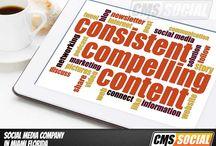 CMS Social / CMS Social Media Marketing and Management Services