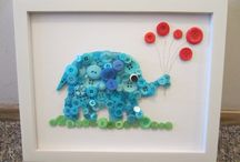 Button and button crafts