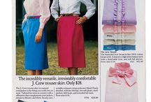 Remember when you wore this? Retro Fashion from 70s to 90s
