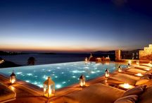 Greatest Greek Honeymoons / Ancient artifacts and sun-kissed beaches await on the shamelessly romantic Greek islands of Santorini, Mykonos, Crete and beyond