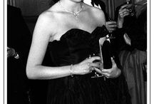 Diana in Black / in 1981 Di first  official appearance at gala evening in 1997 july on her last birthday en last official appearance at her charity evening both were in stuning little black dress
