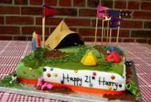 Glastonbury Festival Cakes / The Place To Feed Your Glasto Need.