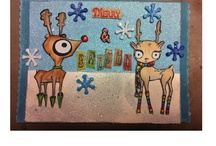 Holiday Contest 2011 / Xyron held a contest to show off how well our adhesive works on cards!  These awesome cards were entered and we couldn't be more excited to share!  / by Xyron Inc.