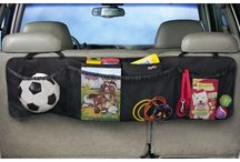 Car Organizers / Yes, Cars Need Love, Too!