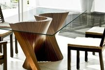 Amazing Tables / Loking for a feature table? A coffee table? A dining table? A home office table or console? Let our amazing tables inspire your dream home interior design.