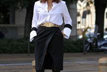 Christine Centenera / Modest Street Style
