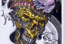 gura tattoo