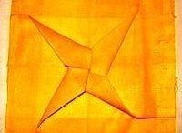 оришами из ткани