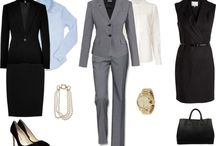 Formal dresscode ideas / by Sara Tapia