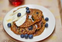 Restrained Indulgence / Healthier alternative to enjoy some treats and boost energy