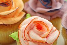 Cakes  / by Kathy Matthews