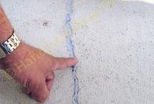 beton javítás, burkolás
