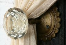 Tie backs / We also have an array of accessories to compliment your made to measure curtains to help to dress your room. Curtain poles, tie backs and decorative curtain hold backs