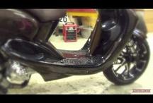 Custom Scooter 2013