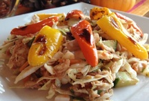 Seafood Main Dish