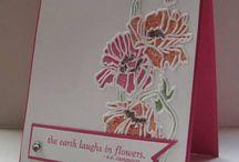 Cards - Flower Garden EB