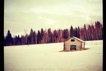 My photography: Lapland vintage. Pohjoinen Pikakuva. Nyt jo nostalgiaa. / Pikakuvana nyt jo nostalgiaa. Lapland vintage. My artworks. My art