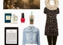 Autumn Outfit Boards
