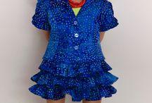 Faraway Downs Dress for Dolls