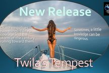 Street Team - Twila's Tempest / blurb and teasers for Twila's Tempest by Natasza Waters