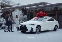 "Lexus December to Remember Commercial: ""Santa Cam"""