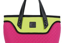 "GOSHICO, ss2015 ""NEON"" on Mondrianista.com / This spring and summer GOSHICO - polish bag brand - loves NEON. Check out coffer bags, cluthes, shoulder bags and cross body bags in energetic colours - pink and lime.   To download high or low resolution photos view Mondrianista.com (editorial use only)."