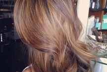 Hair colour/styles
