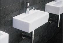 51 Mini Powder room / Small baths.