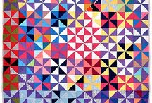 polyester quilts / by Tonya Ricucci