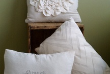 Pillows / by Kayla Miles