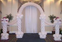 арки на свадьбу