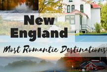 Northeast USA Travel Inspiration / Travel to the northeastern United States: Connecticut, Maine, Massachusetts, New Hampshire, Rhode Island, Vermont, New Jersey, New York, Pennsylvania