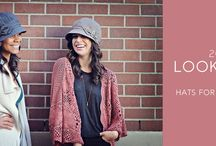 Rosehip Collections / Rosehip 2013 Lookbook - Hats for Every Day