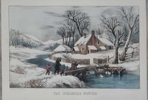 Currier and Ives  / by Amy Webb