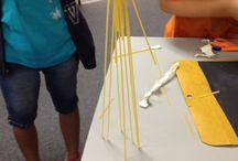 Samarbeid / Marshmallow challenge