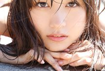 Japanese models/actresses