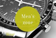 Men's zone / #flowear #mensfashion #fashion