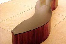 Bespoke Gallery Bench