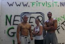 FITNESS - The world of Fit Visit / Fit Visit is all about fitness and its lifestyle. We can help you achieve your goals. www.fitvisit.nl or info@fitvisit.nl
