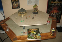 D&D table