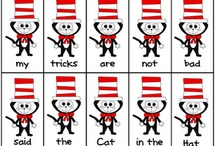 Teaching- Dr. Seuss  / Great teaching ideas for the lower grade with Dr. Seuss / by Sheree Peterson