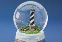 Snow globe fixes