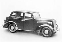 Opel super six 1937