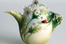 Amazing ceramic pieces